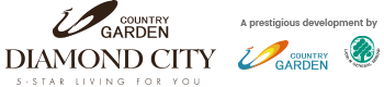 diamond city logo
