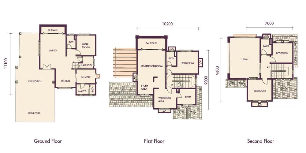 floorplan g190