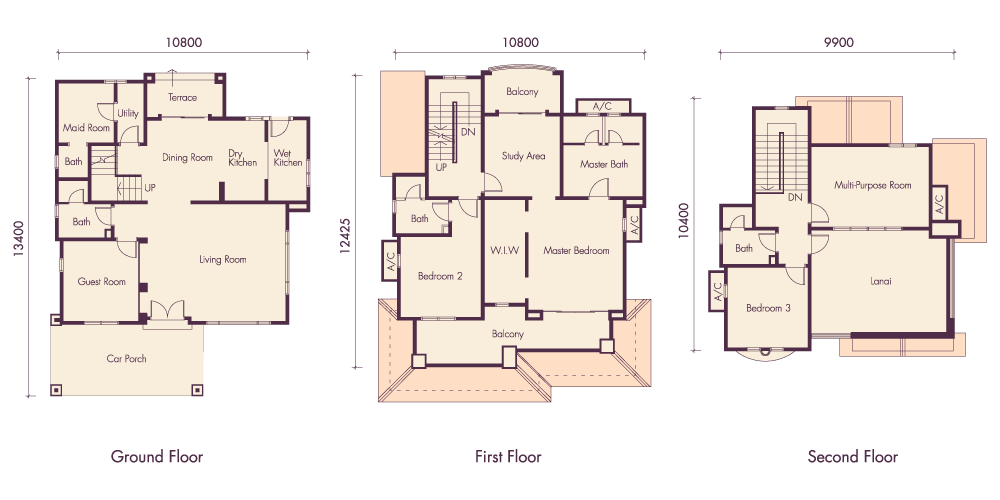 floorplan g191
