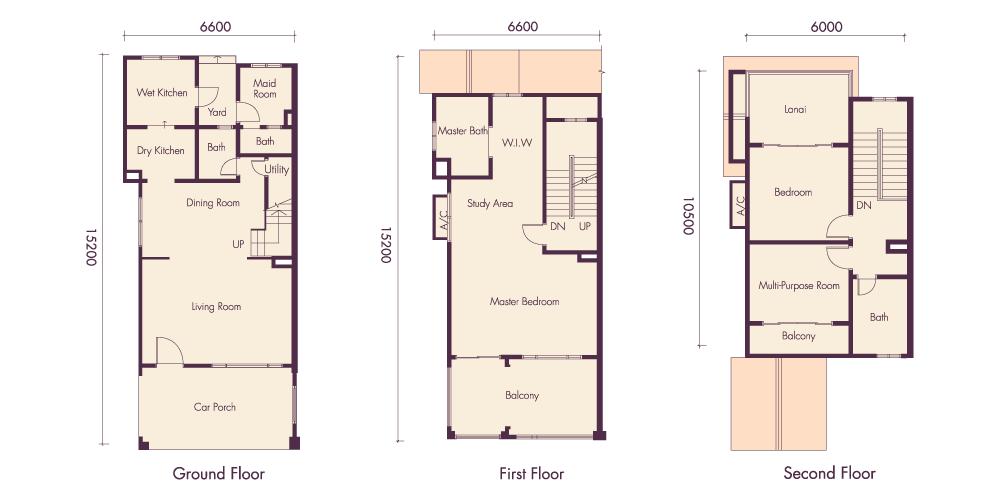 floorplan n129