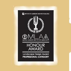 landscape design award